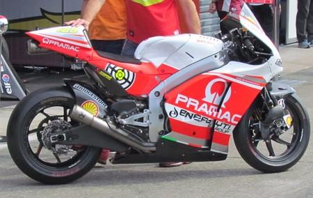 2 29 Andrea IANNONE Pramac Ducati Japan  motogp motegi もてぎ 2014 IMG_1965