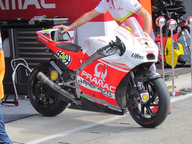 写真: 2 29 Andrea IANNONE Pramac Ducati Japan  motogp motegi もてぎ 2014 IMG_1968