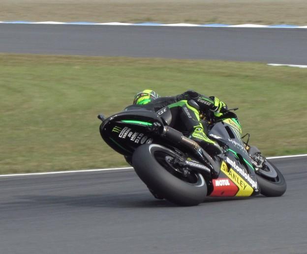 写真: 2 Pol ESPARGARO  Monster Yamaha Tech 3 Yamaha MotoGP もてぎ IMG_2071