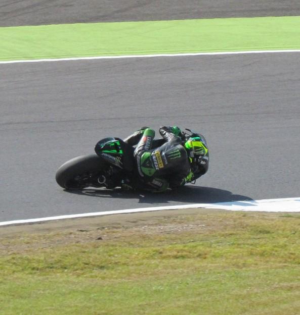 写真: 2 Pol ESPARGARO  Monster Yamaha Tech 3 Yamaha MotoGP もてぎ IMG_2770