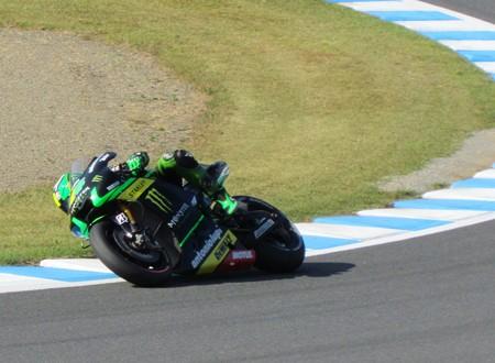 2 Pol ESPARGARO  Monster Yamaha Tech 3 Yamaha MotoGP もてぎ IMG_3075
