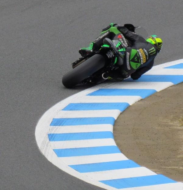 写真: 2 Pol ESPARGARO  Monster Yamaha Tech 3 Yamaha MotoGP もてぎ IMG_3594