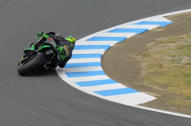 写真: 2 Pol ESPARGARO  Monster Yamaha Tech 3 Yamaha MotoGP もてぎ IMG_3606