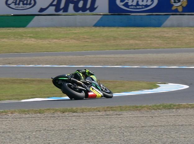 写真: 2 Pol ESPARGARO  Monster Yamaha Tech 3 Yamaha MotoGP もてぎ P1350802