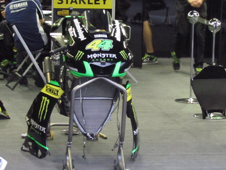2 Pol ESPARGARO  Monster Yamaha Tech 3 Yamaha MotoGP もてぎ IMG_2424