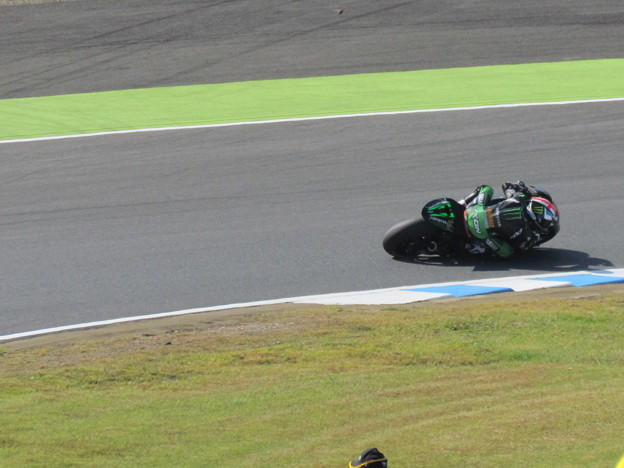 写真: 2 38 Bradley SMITH ブラッドリー スミス  Monster Yamaha Tech 3 MotoGP もてぎ IMG_2768
