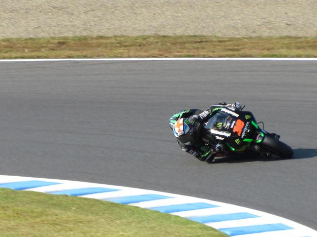 写真: 2 38 Bradley SMITH ブラッドリー スミス  Monster Yamaha Tech 3 MotoGP もてぎ IMG_3155