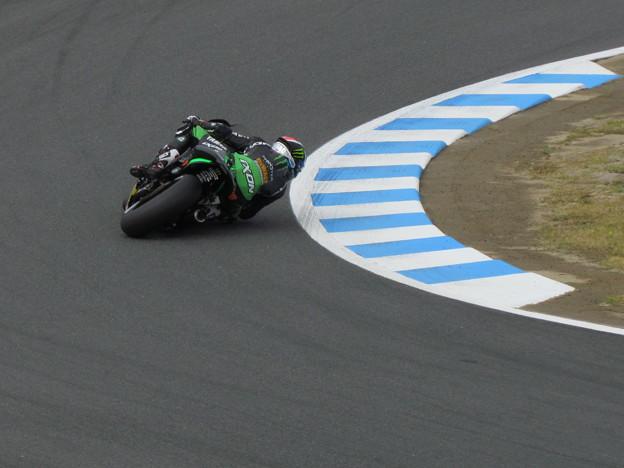 写真: 2 38 Bradley SMITH ブラッドリー スミス  Monster Yamaha Tech 3 MotoGP もてぎ IMG_3600