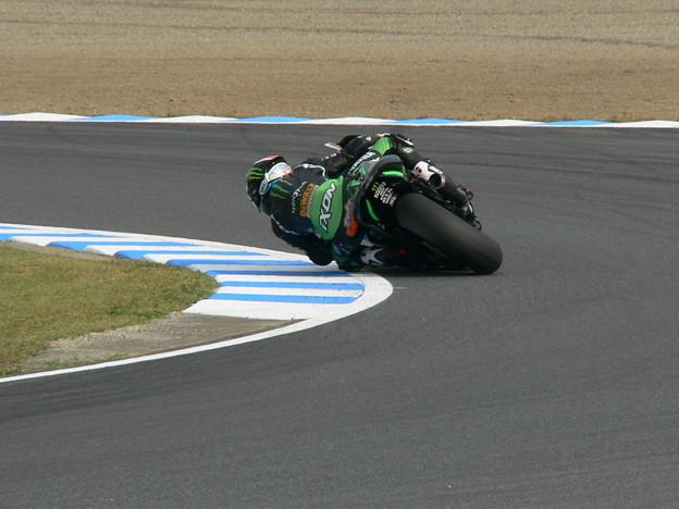写真: 2 38 Bradley SMITH ブラッドリー スミス  Monster Yamaha Tech 3 MotoGP もてぎ P1360815