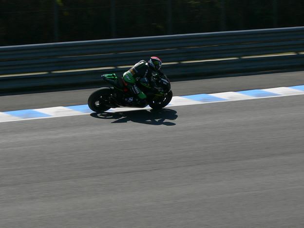 写真: 2 38 Bradley SMITH ブラッドリー スミス  Monster Yamaha Tech 3 MotoGP もてぎ P1370297