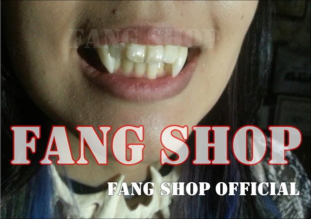 FANG SHOP 付け牙 A-0250-?(左側切歯審美Type)