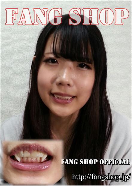 FANG SHOP 付け牙 A-0258(左右側切歯審美Type)