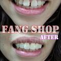 Photos: FANG SHOP  T-0020(上顎6前歯審美付け歯Type)