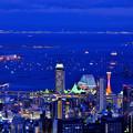 写真: 神戸夜景
