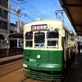 【11364号】路面電車 平成290228 #NTS1