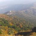 写真: 筑波山(女体山)山頂より