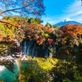 白糸の滝201611-1
