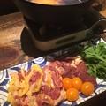 鶏すき #tamoiyanse  #tradtionalmiyazakidishes  #sukiyaki